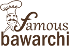 Logo famous Bawarchi